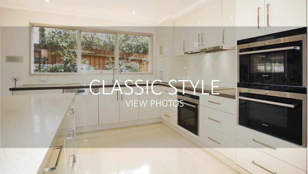 Classic Kitchens - Rochet