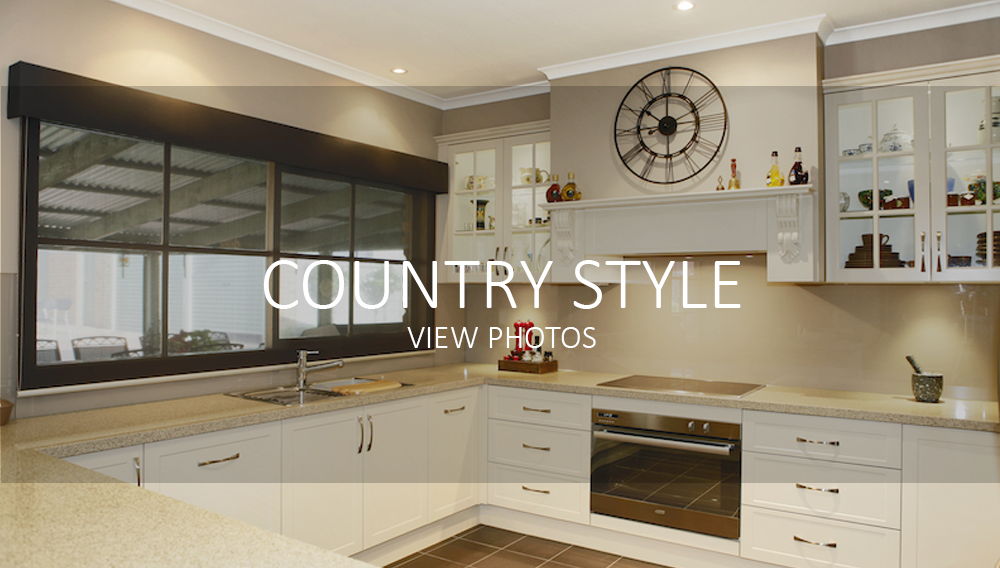 Country Style Kitchen Rochet